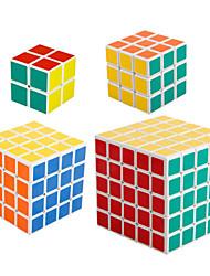 preiswerte -Zauberwürfel 2*2 5*5*5 4*4*4 3*3*3 2*2*2 Glatte Geschwindigkeits-Würfel Magische Würfel Puzzle-Würfel Profi Level Geschwindigkeit ABS