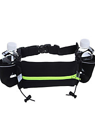 abordables -Riñoneras Cinturón para Botella Bolso del teléfono celular Bolsa de cinturón para Ciclismo/Bicicleta Running Bolsas de Deporte