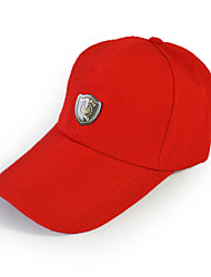 The Pure Red Men Lady Long Baseball Outdoor Cotton Sports Cap Casual Sun Hat