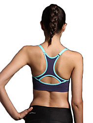 cheap -Yoga Sports Bra Underwear Top Quick Dry Breathable 3D Pad Seamless smooth Comfortable High Elasticity Sports Wear Yoga Pilates Exercise &