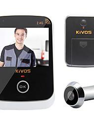 KiVOS KDB307 Household Visual Intelligent Electronic Anti-Theft Door Cat Wireless Camera Monitoring