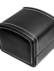 Women/Men 's PU Leather Watch Jewelry Packaging Box Accessories10*8cm)