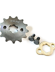 cheap -420-17MM-13T Teeth Motorcycle Pit Dirt Bike ATV Sprocket Set #420 Chain