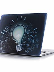 abordables -MacBook Etuis Etuis du corps entier Bande dessinée Plastique pour MacBook Pro 15 pouces / MacBook Air 13 pouces / MacBook Pro 13 pouces