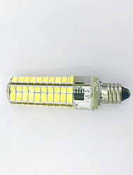 cheap -4W 400-500lm E11 LED Corn Lights T 80LED LED Beads SMD 5730 Decorative Warm White / Cold White 85-265V / 110-130V / 220-240V