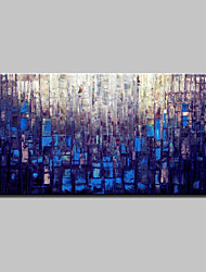 cheap -Large Size Hand Painted Modern Abstract Oil Paintings On Canvas For Home Decoration With Stretched Frame Ready To Hang