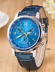 cheap -Men's Sport Watch Dress Watch Fashion Watch Wrist watch Quartz Swiss Designer Alloy Band Charm Casual Multi-Colored