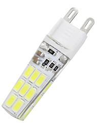 10 stuks g9 16 geleid smd5733 AC110V / 220 v 650 lm wit / warm wit waterdicht lamp