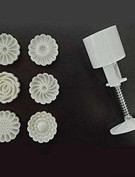 cheap -Cake Molds For Chocolate For Cookie For Cake Plastic DIY 3D New Arrival Handles