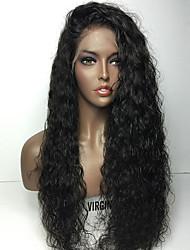 8a pleine dentelle perruques de cheveux humains pour les femmes brésilien cheveux vierges pleine perruques de dentelle eau vague perruques