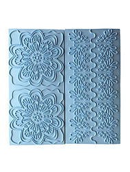 economico -2 cottura al forno Nuovo arrivo / Cake Decorating Torta Plastica Formine e stampi da forno
