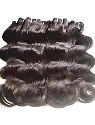 Недорогие -Пряди натуральных волос Реми 6 месяца 2.0 Естественные кудри