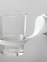 Porta spazzolini Gadget per il bagno / Lucidatura a specchio Contemporaneo