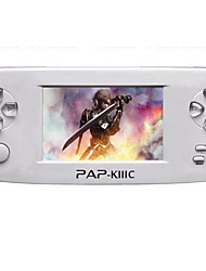 cheap -Unlimited Upgrades Dual Core 720 HD Playback PAP K3 Video Game Console with 600 Games 3.5 178 IPS HD Screen MP3 MP4.