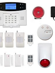433MHz Clavier sans fil / SMS / Mobile 433MHz GSM / TELEPHONE Code d'apprentissage