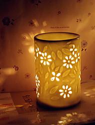 1pc cerâmica feriado girlfriend lâmpada da fragrância óleo essencial