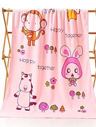 Недорогие -Свежий стиль Банное полотенце,Реактивная печать Высшее качество 100% микро волокно Полотенце