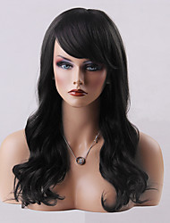 Beautiful Capless Wigs High Quality Long Curly Human Hair  24 Inches