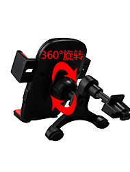 cheap -Air Outlet Automatic Lock Mobile Phone Car Bracket /360 Rotary Hook / Car Air Conditioning Port Navigation Support