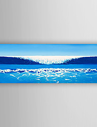 cheap -Abstract Landscape Oil Painting  Hand Painted Canvas Painting with Stretched Framed Ready to Hang