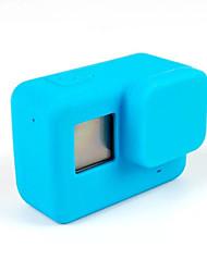 защитный футляр Защита от пыли Для Экшн камера Gopro 5 Универсальный Силикон