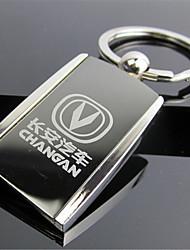 Недорогие -кольцо для ключей металлический сплав цинка автомобиль логотип