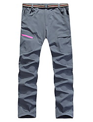 cheap -Women's Hiking Pants Outdoor Breathable Fall / Winter Bottoms Running