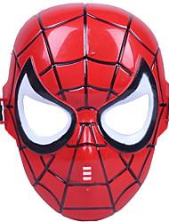 Недорогие -Маски на Хэллоуин Игрушки Круглый SPIDER Насекомое Ужасы Супер-герои 1 Куски Рождество Карнавал День детей Подарок