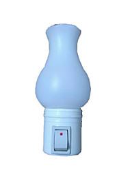 rote und weiße LED-große Wand Hauptdekoration große Lampe Flasche Nachtlampe führte