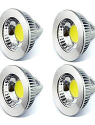 GU5.3(MR16) LED Spotlight MR16 1 COB 450 lm Warm White Cold White K Decorative V