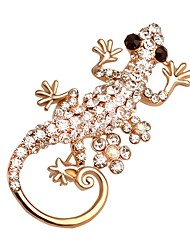cheap -Men's Women's Brooches Fashion Crystal Jewelry For Wedding Party Special Occasion Birthday Gift Daily Casual