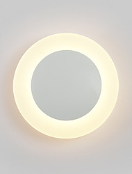 cheap -Modern / Contemporary Wall Lamps & Sconces Metal Wall Light 220V / 110V 9W