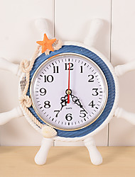 abordables -1pc retro hogar novedosos pieza central original de happyclock