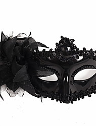Недорогие -Маски на Хэллоуин / Маскарадные маски / фестиваль питания For Halloween / Маскарад 1Pcs