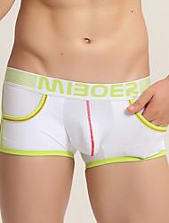 preiswerte -Herren Boxer – Unterhosen Baumwolle