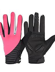 Aktivitets- / Sportshandsker Touch Handsker Hold Varm Påførelig Slidsikkert Beskyttende Begrænser bakterier Fuld Finger Spandex