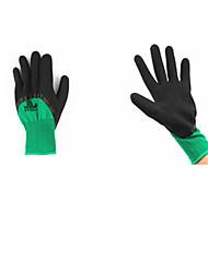 desgaste antideslizante guantes de nylon resistente a 3 pares acondicionadas para su venta