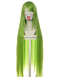 abordables -Pelucas sintéticas / Pelucas de Broma Recto Pelo sintético Peluca Mujer Larga / Muy largo Sin Tapa