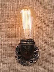 AC 220V-240V 40w e27 bg804 saudade tubulação de água simples luz decorativos de parede lâmpada de parede pequeno