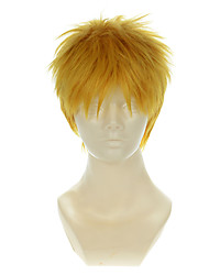 cheap -Costume Wigs / Synthetic Wig Straight Women's Capless Carnival Wig / Halloween Wig / Cosplay Wig Synthetic Hair