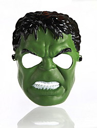 cheap -Halloween Adult Children Movie Cartoon Animation Invincible Hawker Hulk Mask