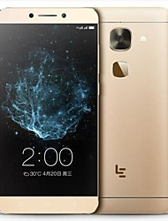 "baratos -le2 x621 5.5 """" Android 6.0 Celular (Chip Duplo Deca núcleos 16MP 3GB + 32 GB Dourado)"
