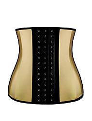 Ženy Korzet pod prsa Noční prádlo Sexy / Push-up podprsenky Jednobarevné-Spandex Střední Dámské