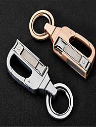 fin anneau de clé en métal automobile - haute de l 'homme