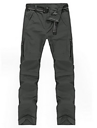 cheap -Men's Hiking Pants Outdoor Breathable Fall / Winter Bottoms Running