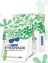baratos -Olhos Massajador Máscara Para Olhos Embalagem Quente Ajuda a Combater Insónias Estimula a reciclagem de sangue Portátil Respirável Algodão