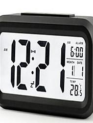 cheap -Led Night Light Mute Alarm Clock