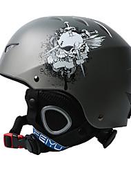 baratos -Capacete Unisexo Capacete de Segurança Capacete de neve CE EN 1077 Snowboard Esportes de Neve Esportes de Inverno Esqui