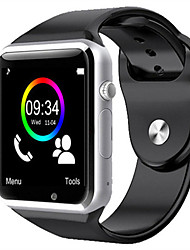 billiga -w8 bluetooth smartwatch med kamera 2g sim tf kortplats smartwatch telefon för android iphone