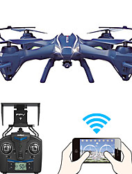 cheap -Drone Udi R/C U818S WIFI 4CH 6 Axis 2.4G With 720P HD Camera RC QuadcopterFPV / LED Lighting / One Key To Auto-Return / Headless Mode /